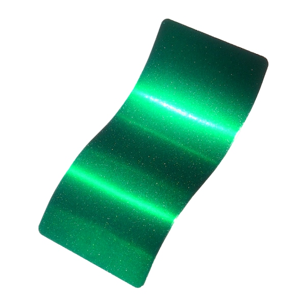 DAZZLING GREEN