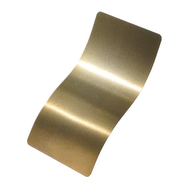 FROSTED BRASS