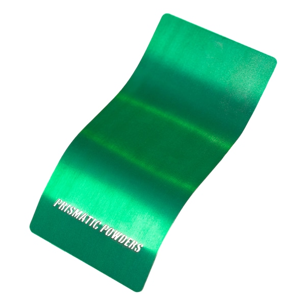 ANODIZED GREEN