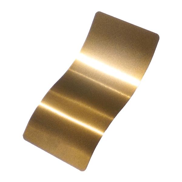 BRASSY GOLD