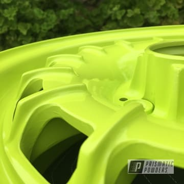 Powder Coated Jeep Automotive Jeep