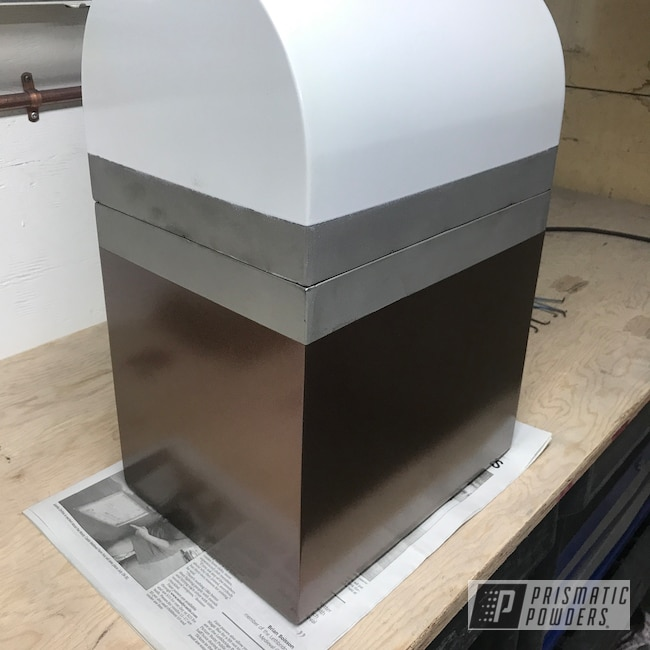 Powder Coating: BMW Silver PMB-6525,TRIPLE BRONZE UMB-4548,Living Urn,Cloud White PSS-0408,Miscellaneous