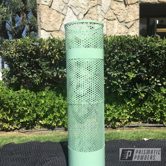 Powder Coating: China Mint PSS-1452,Mint,Lego,Art,Tube