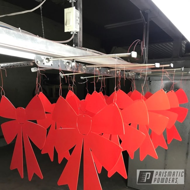"Powder Coating: 18"",Really Red PSS-4416,Art,Metal Signs,Miscellaneous"