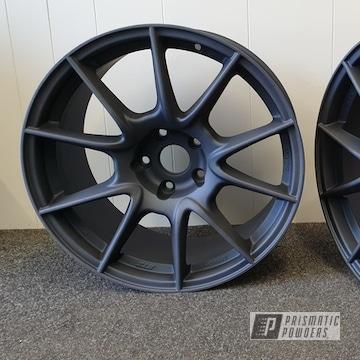 Powder Coated Vw Golf Wheels