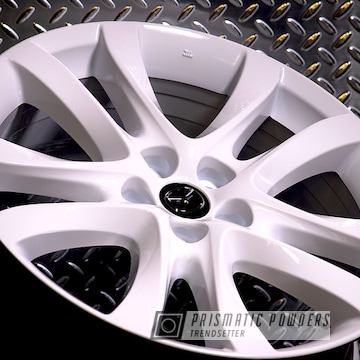 Powder Coated Mazda Wheels
