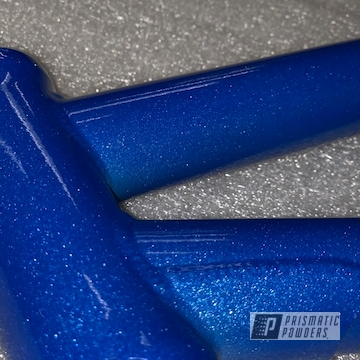 Powder Coated Bmx Bicycle Frame