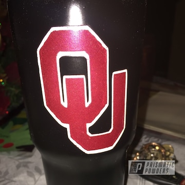 Powder Coated 30oz Tumbler Cup