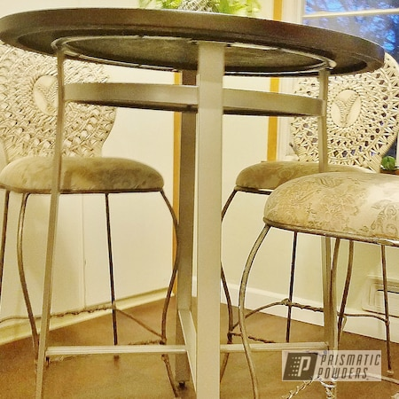 Powder Coating: Vegas Gold,VEGAS GOLD UMB-1811,Table Base,Furniture