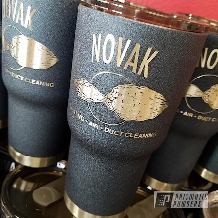 Powder Coating: Personalized,Drinkware,Textured Finish,Splatter Midnight PWB-2880,Custom Cup,20oz Tumbler,Textured