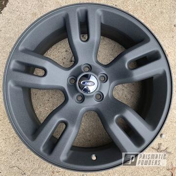 Powder Coated Ford Explorer Wheels