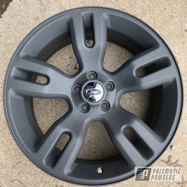 "Powder Coating: Wheels,Automotive,Explorer Sport Trac Adrenalin,Wrought Iron II PTB-2683,20"",Ford,20"" Wheels"