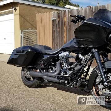 Powder Coated Harley Davidson Wheels