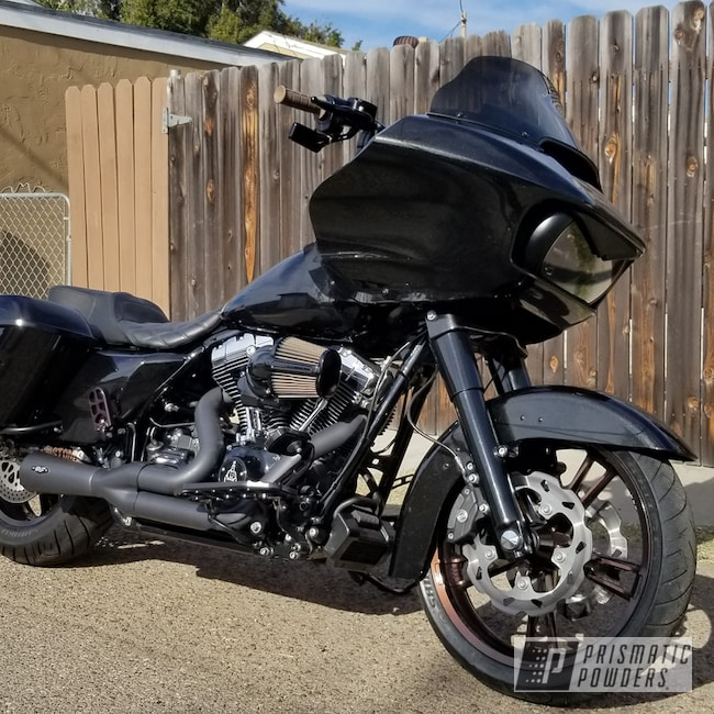 Powder Coating: Wheels,Road Glide Special,Motorcycles,#FLTRXS,Misty Rootbeer PMB-1081