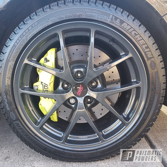 "Powder Coating: Wheels,Automotive,rockin rims,Clear Vision PPS-2974,18"",Highend Charcoal,Applied Plastic Coatings,18"" Wheels,Highend Charcoal PMB-6477"