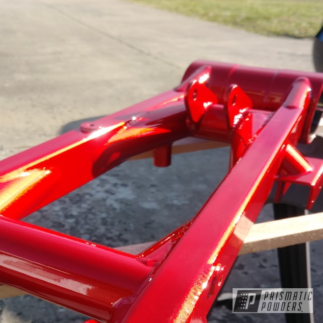 Powder Coating: Clear Vision PPS-2974,Mike'sCustomCoatings,Illusion Red PMS-4515,misc parts,Miscellaneous