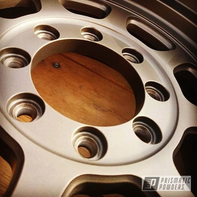 Powder Coated 17 Inch Wheels