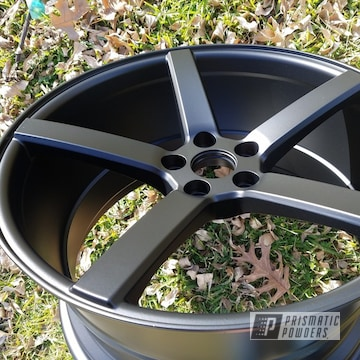 Powder Coated 20 Inch Wheels