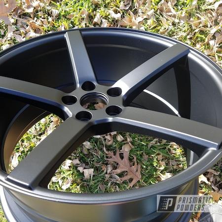 "Powder Coating: Wheels,Automotive,20"" Wheels,20"",Blackboard PSB-6865"