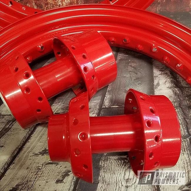 Powder Coating: Wheels,Harley Davidson,Motorcycle Rims,Motorcycle Parts,Motorcycles,RAL 3001 RAL-3001