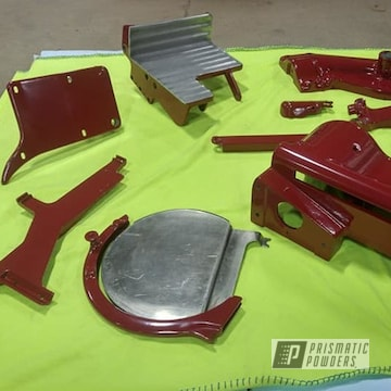 Powder Coated Berkel Meat Slicer