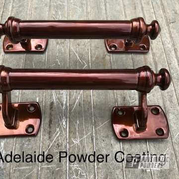 Powder Coated Cabinet Hardware