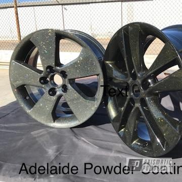 Custom Powder Coated Wheels