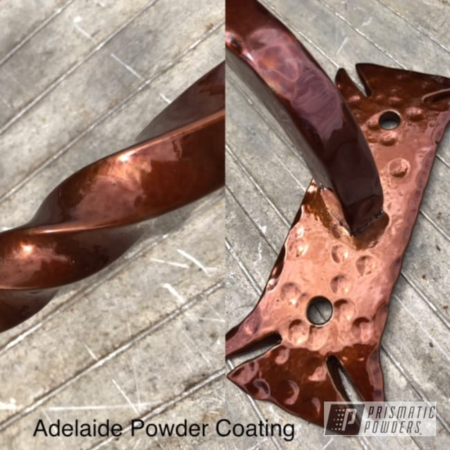 Powder Coating: Transparent Copper PPS-5162,Hardware,Miscellaneous