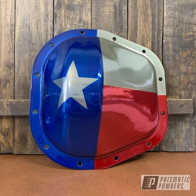 Powder Coated Ford F250 10.5 Diff Cover