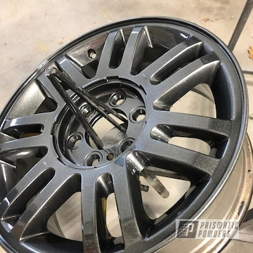 Powder Coated Ford F150 Aluminium Wheels