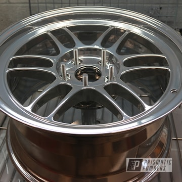 Powder Coated 16 Inch Wheels