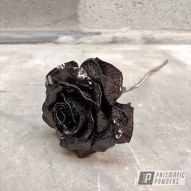 Powder Coating: Metal Art,City Lights PMB-2689,Metal Roses,Art,Roses,Miscellaneous