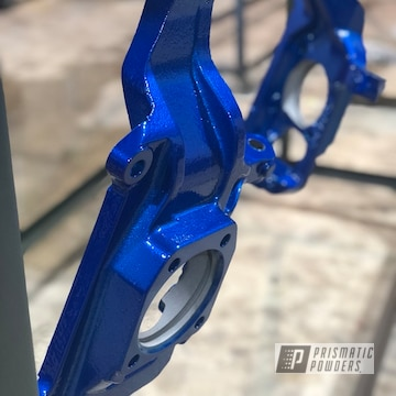 Powder Coated Blue Bds Lift Kit