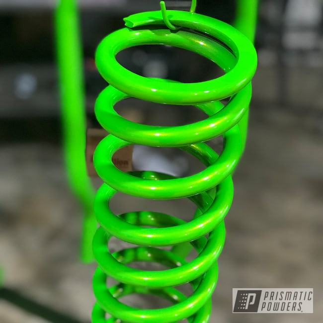 Powder Coating: Automotive,Clear Vision PPS-2974,LOLLYPOP BLUE UPS-2502,Lime Juice Green PMB-2304,Lift Kit,Rebel Off-road,Jeep,Shocker Yellow PPS-4765