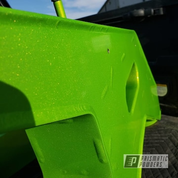 Powder Coated Side By Side Textron Utv Parts
