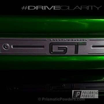 Psycho Green Over Super Chrome