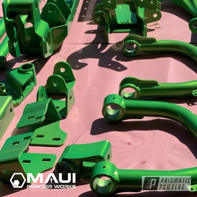 Powder Coating: Automotive,Truck,Lime,performance,Lift Kit,Toyota,G's,Lollypop,Lollypop Lime PPS-5628,Suspension