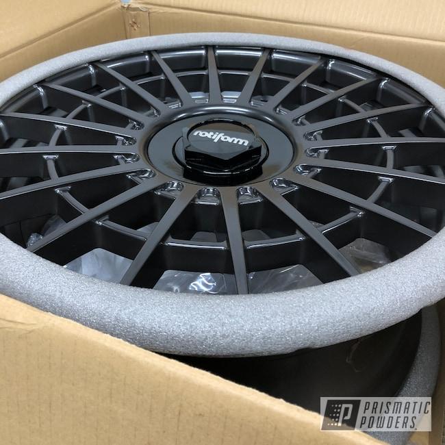 "Powder Coating: Wheels,19"" Wheels,Black Chrome II PPB-4623,Automotive,SUPER CHROME USS-4482,Toyota,19"" Aluminum Rims,Camry,Rotiform"