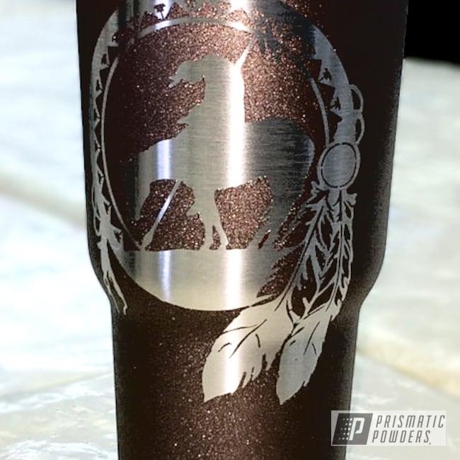Splatter Rockwell Bronze
