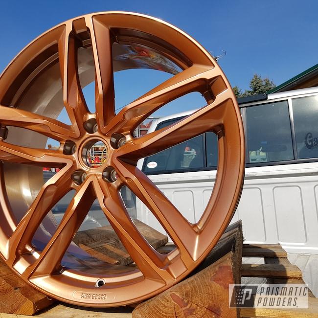 "Powder Coating: Wheels,Automotive,Aluminium Wheels,20"",20"" Aluminum Wheels,Flash Rust PPB-6930"