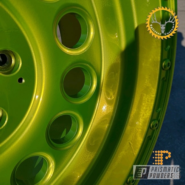 "Powder Coating: Wheels,Ford F-150 Wheels,Automotive,Clear Vision PPS-2974,17s,17"" Wheels,Illusion Shocker PMB-10050,Ford"