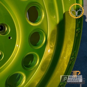 Powder Coated 17 Inch Ford F-150 Wheels
