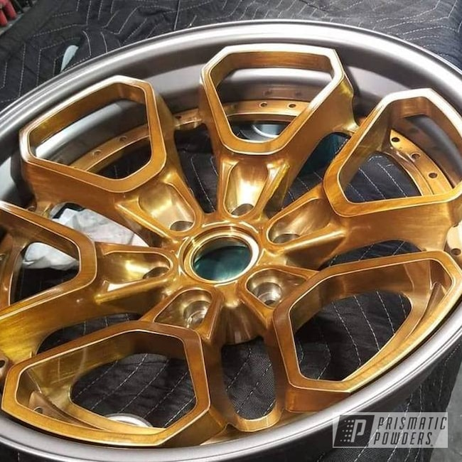 Powder Coating: Wheels,Automotive,Monaco Copper PPB-4520