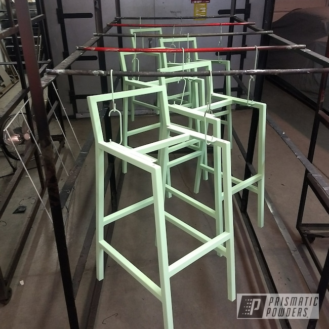 Powder Coating: China Mint PSS-1452,Bar Stools,Miscellaneous,Furniture