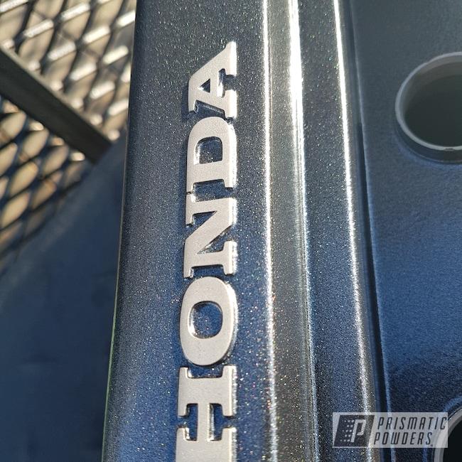 Powder Coating: Automotive,Civic,Honda,Devil Dust PMB-5865,Valve Cover