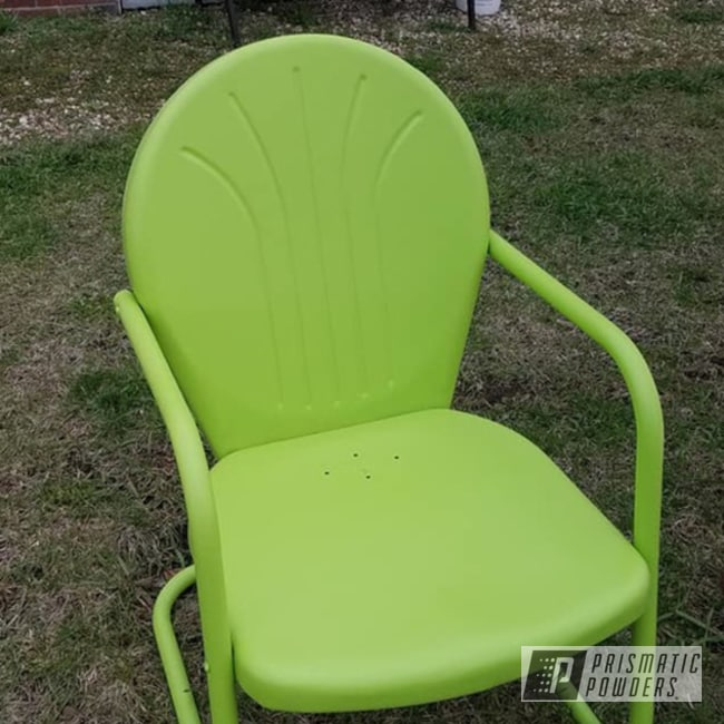 Powder Coated Lawn Chair