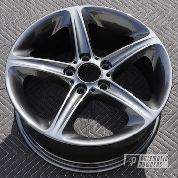 Powder Coated Bmw Wheels
