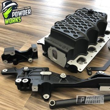 Powder Coated Custom Auto Parts