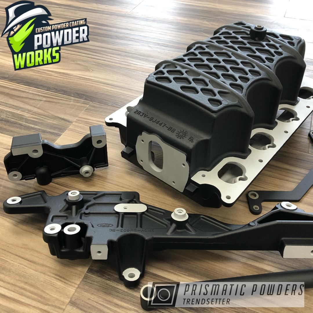 Powder Coating: Automotive,Black Cast PCS-4721,Automotive Parts