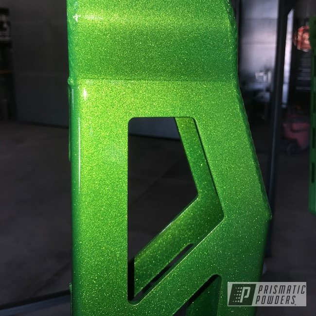 Powder Coating: Clear Vision PPS-2974,Illusion Green Ice PMB-7025,ford f250,Truck Suspension,Lift Kit,Ford,Suspension